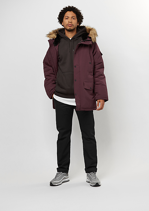 Carhartt WIP Anchorage amarone/black