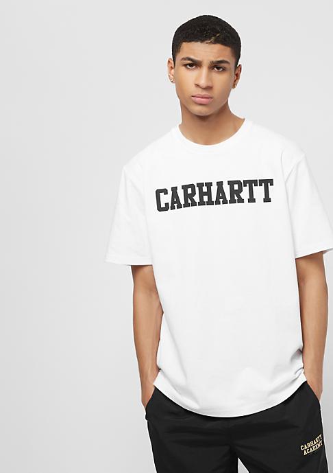 Carhartt WIP College white/black