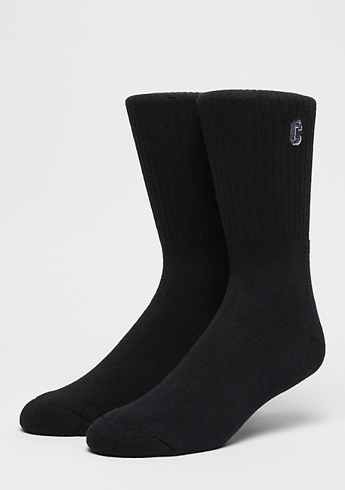 Carhartt WIP Prior Socks black