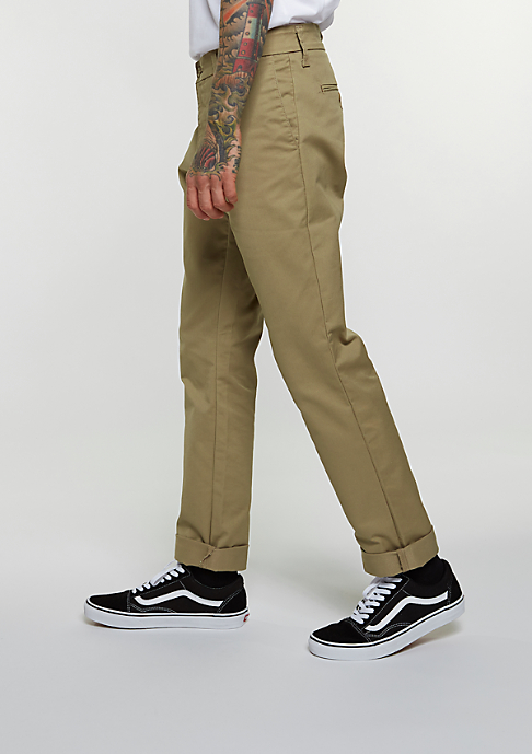 Carhartt WIP Chino-Hose Sid leather