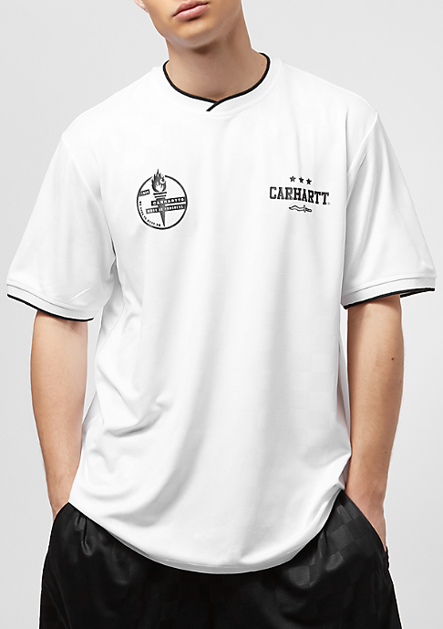 Carhartt WIP Stadium white/black