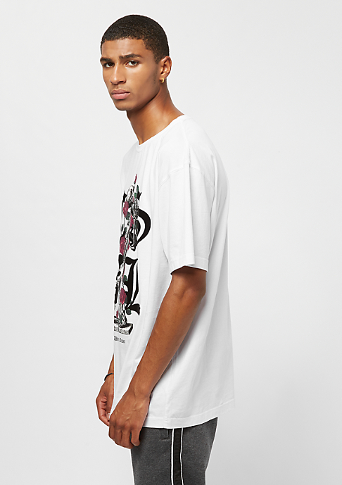 Cayler & Sons BL Tee Arise white/black