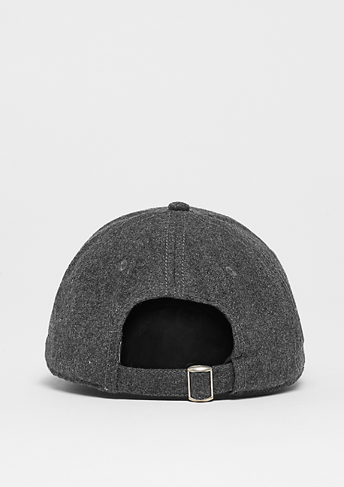 Cayler & Sons CL Pinned Curved htr grey/silver
