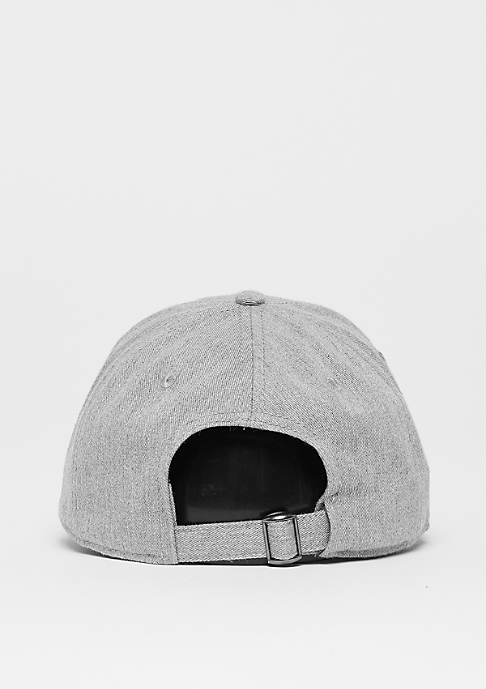 Cayler & Sons PA Small Icon Curved htr grey/black