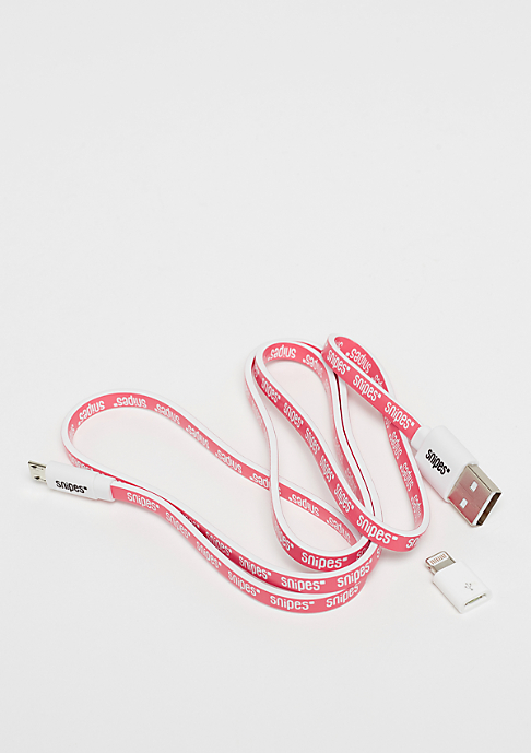 SNIPES Charging Cable rose