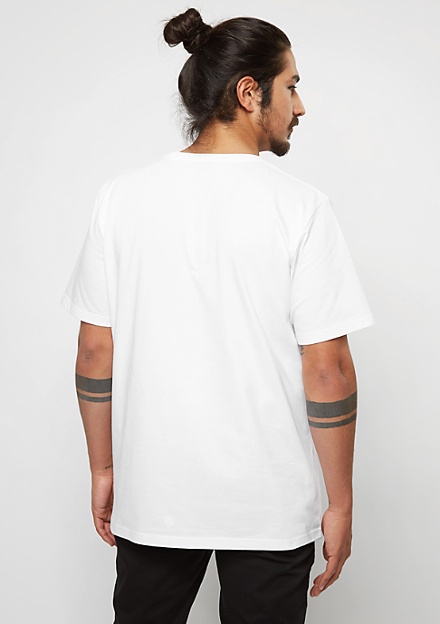 Carhartt WIP Chase white/gold