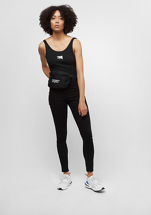 Cheap Monday Dip Bodysuit Yang Logo black