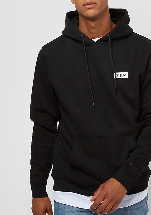 SNIPES Chest Box Logo black/white