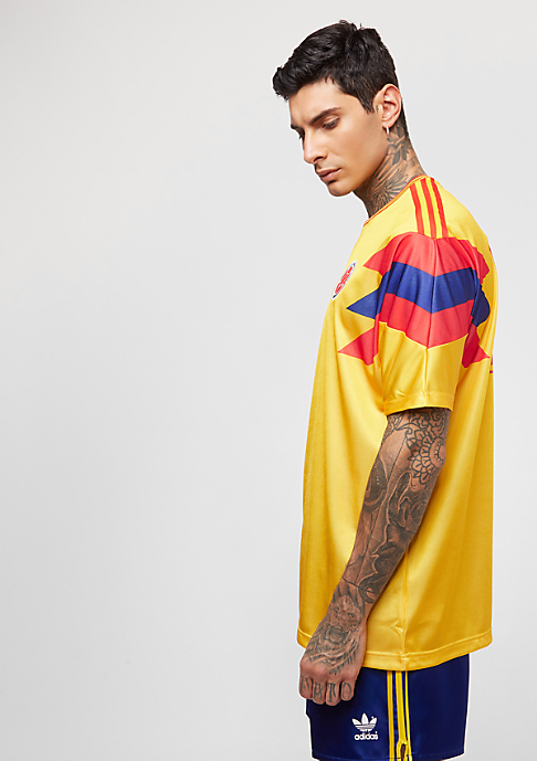 adidas Colombia Jersey pure yellow