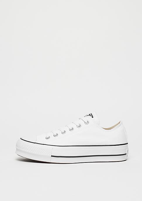 Converse Chuck Taylor All Star Lift OX white/black/white