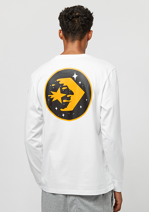 Converse Garage Patch white