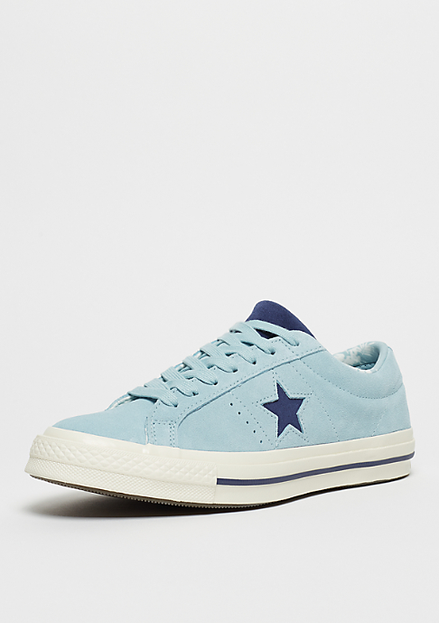 Converse One Star Ox ocean bliss/navy/egret