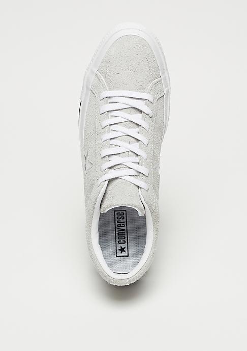 Converse One Star Ox ash grey/white/white