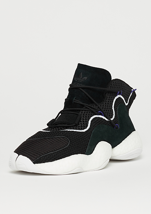adidas Performance Crazy BYW core black/footwear white/real purple