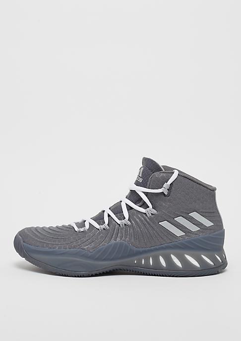 adidas Performance Crazy Explosive 2017 grey four f17/silver metallic/grey two