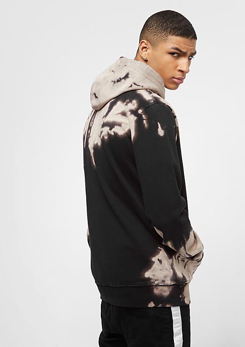 Criminal Damage Bleach Hood black/tan