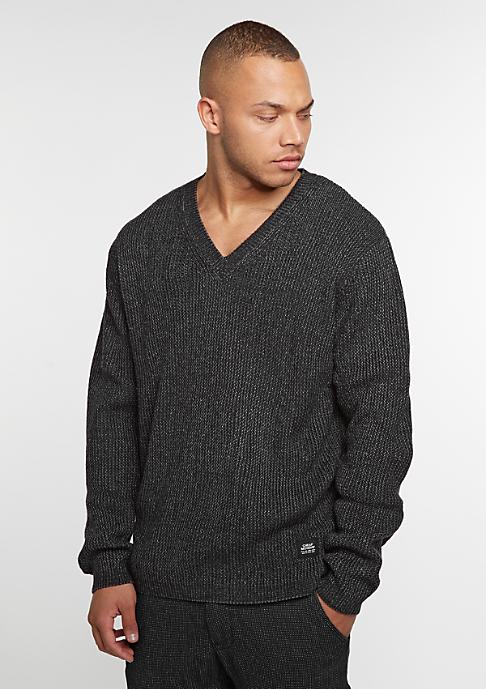 Cheap Monday Sweatshirt Curve V black