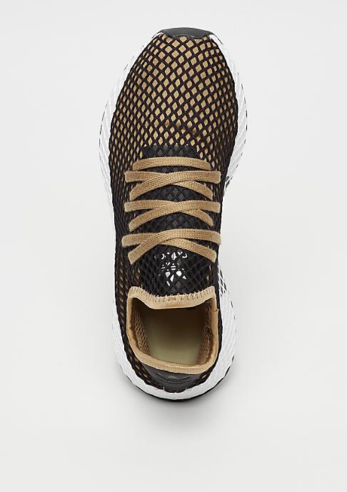 adidas Deerupt Runner cardboard/cardboard/black