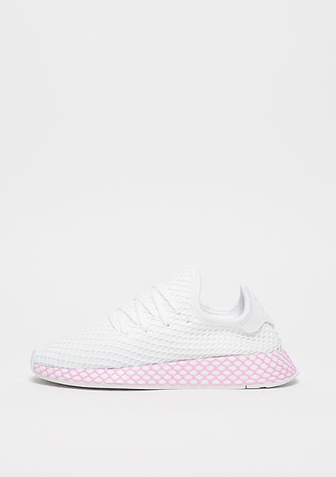 adidas Deerupt ftwr white/ftwr white/clear lilac