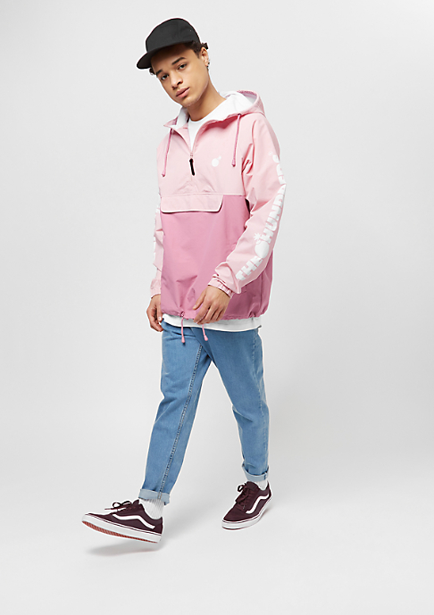 The Hundreds Dell 2 Anorak mauve