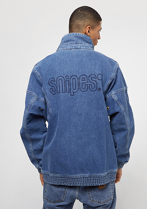 SNIPES Denim Jacket blue