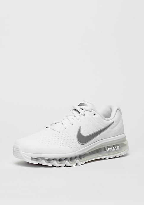 NIKE Running Air Max 2017 (GS) white/metallic silver