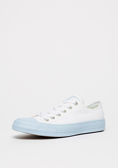 Converse Chuck Taylor All Star II Ox white/porpoise/porpoise