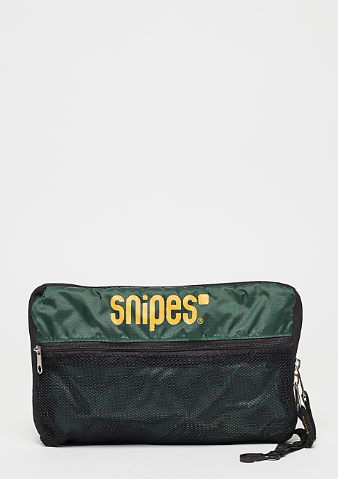 SNIPES Rucksack Packable olive/yellow