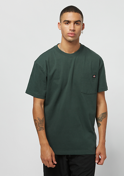 Dickies Pocket Tee S/S hunter green