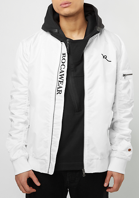 Rocawear Übergangsjacke very white