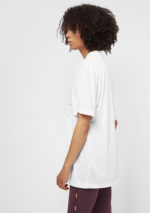 IVY PARK Embossed Oversized Logo white