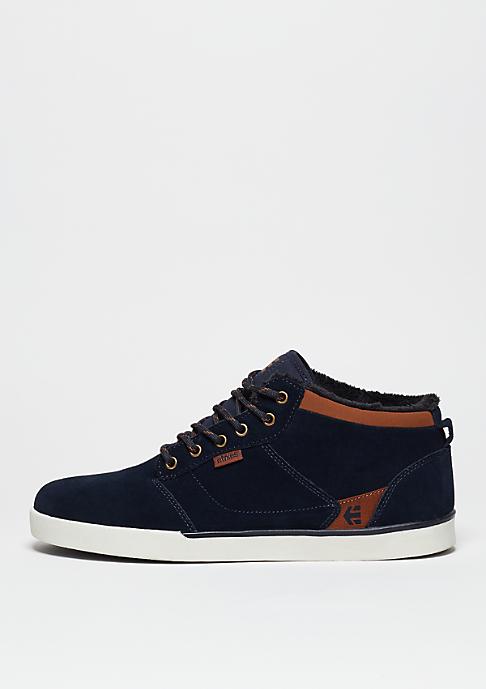 Etnies Schuh Jefferson Mid navy/brown/white