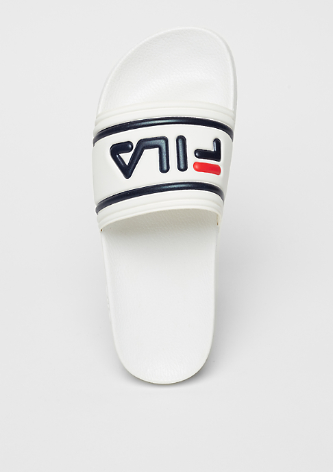 Fila Men Base Morro Bay Slipper white