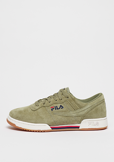 Fila Men Heritage Original Fitness S low olivine
