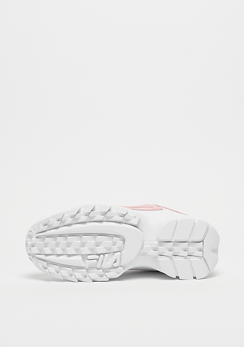 Fila FILA x Snipes Disruptor Low white/rose quartz/black