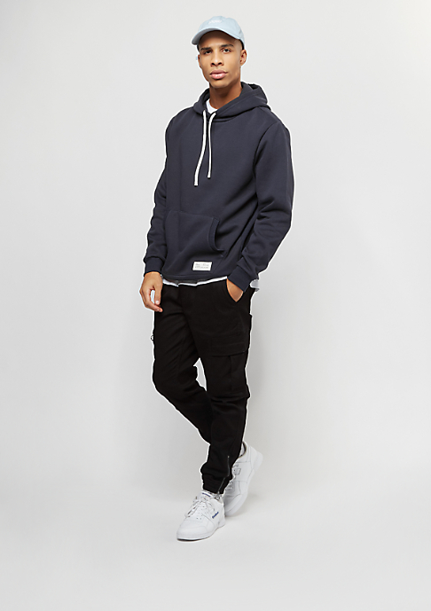 FairPlay Hooded-Sweatshirt Basic 09 navy