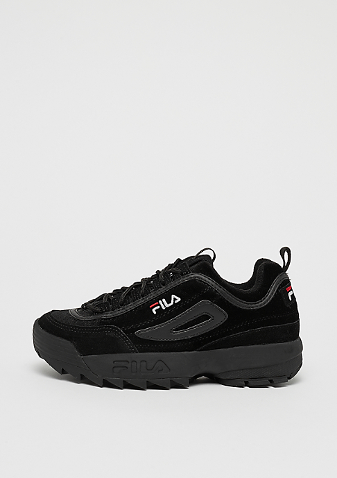 Disruptor Wmn Low For Su Black Fila Snipes IWq4WE