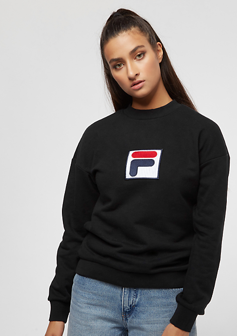 Fila Urban Line Erika Sweat Crew 2.0 Black