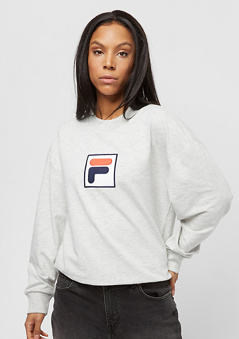 Fila Urban Line Sweatshirt crew Erika light grey melange