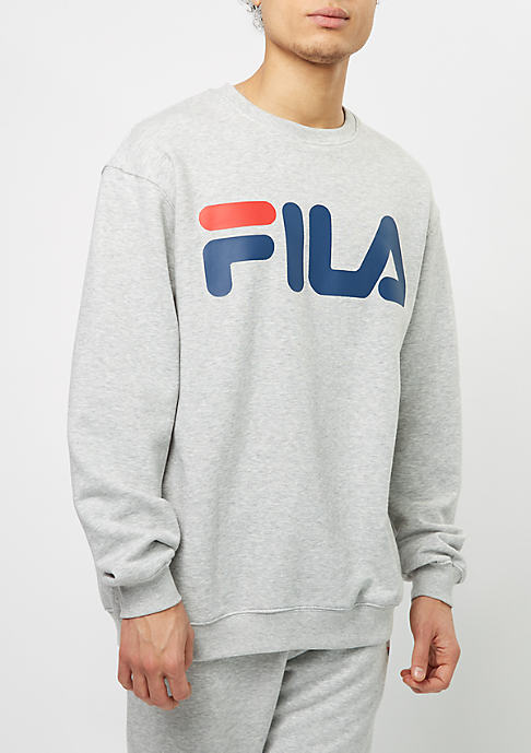 Fila Sweatshirt Urban Line Basic Classic Logo light grey