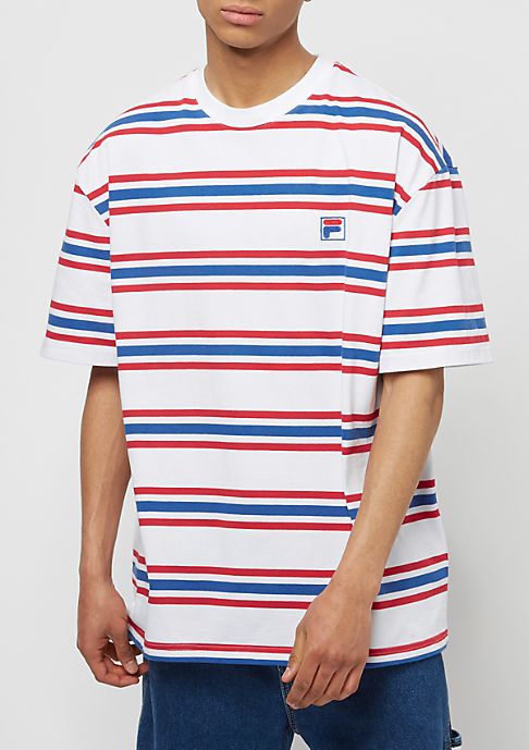 Fila Fila x Snipes Stripe white