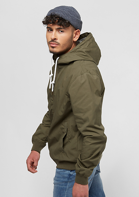 Future Past Cotton Blouson olive