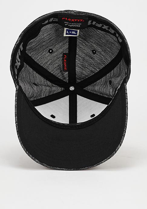 Flexfit Baseball-Cap Twill Knit grey