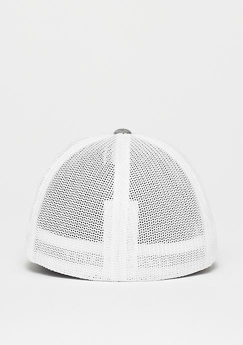 Flexfit Retro Melange grey/white mesh