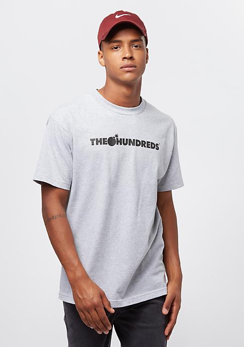 The Hundreds Forever Bar Logo athletic heather