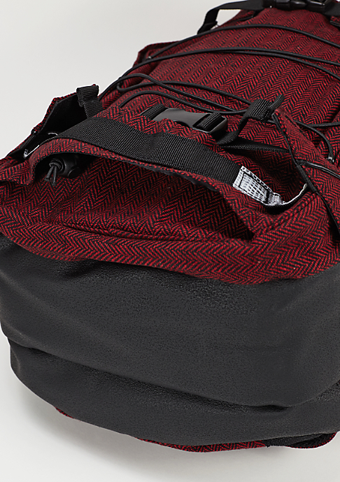Forvert Rucksack New Laptop Louis flannel red