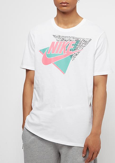 NIKE GFX Logo white/hyper pink
