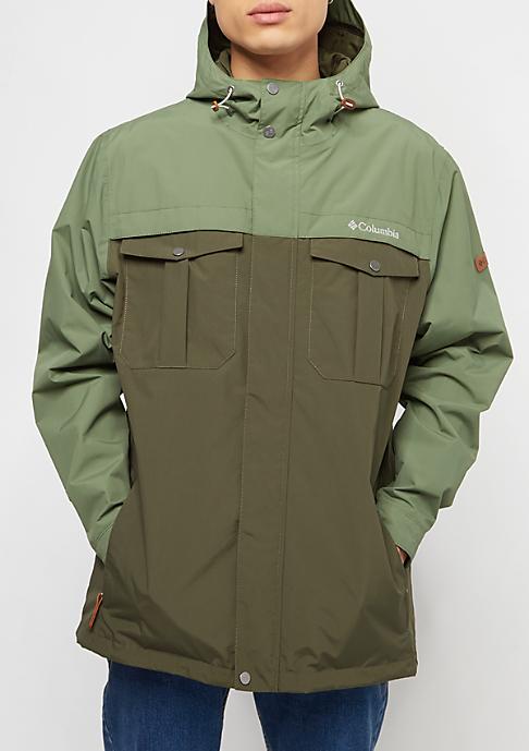 Columbia Sportswear Weiland Crossing peatmoss/mosstone