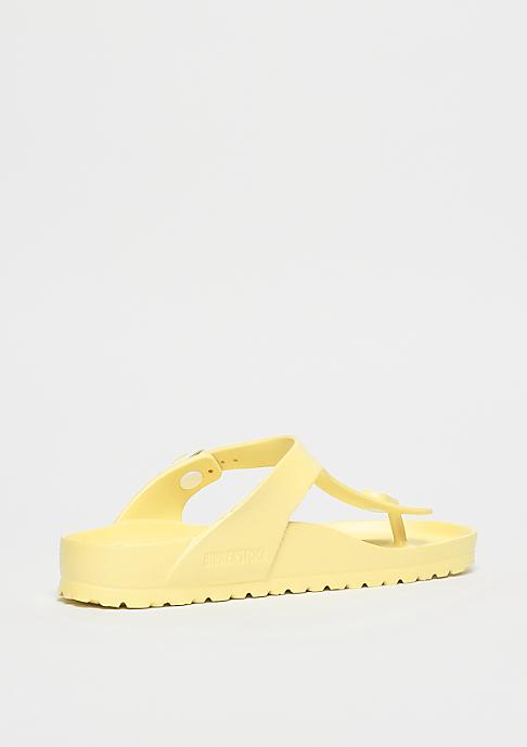 Birkenstock Gizeh EVA soft yellow