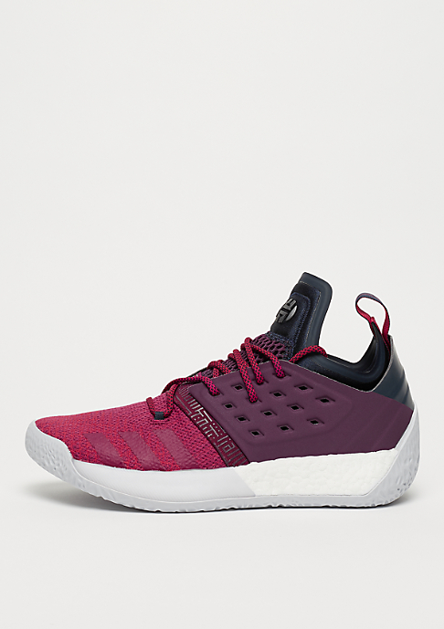 adidas Performance Harden Vol.2 legend ink/mystery ruby/shock red